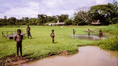 Young Boys, Karawari, Papua New Guinea, 2003
