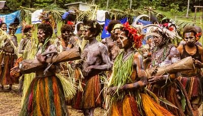 Mother's Day Celebration, Karawari, Papua New Guinea, 2003