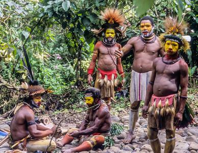 Hui Wigmen, Papua New Guinea, 2003