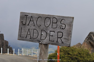Ben Lomond, Jacobs Ladder, 1375m