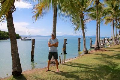 Dickson Inlet @ Port Douglas. Queensland, Australië.