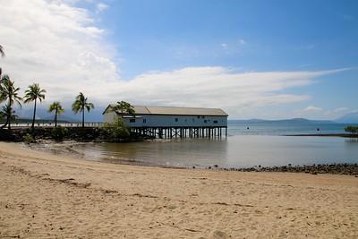 The Shed @ Dickson Inlet. Port Douglas, Queensland, Australië.