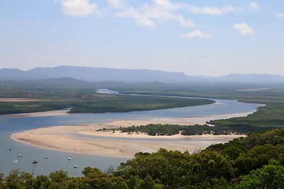 Endeavour River @ Cooktown. Queensland, Australië.
