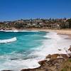 Bronte Beach.<br /> Sydney, New South Wales, Australië.