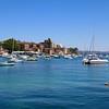 Manly Wharf @ Sydney.<br /> Sydney, New South Wales, Australië.