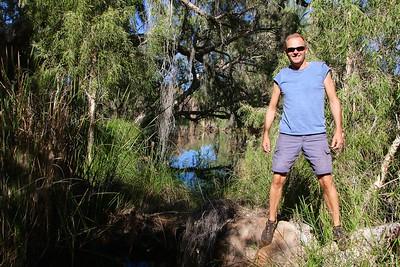 Jirndawurrunha Pool, Millstream Chichester NP. Pilbara, WA, Australië.