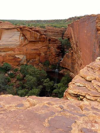 Kings Canyon Hike - Australia 16