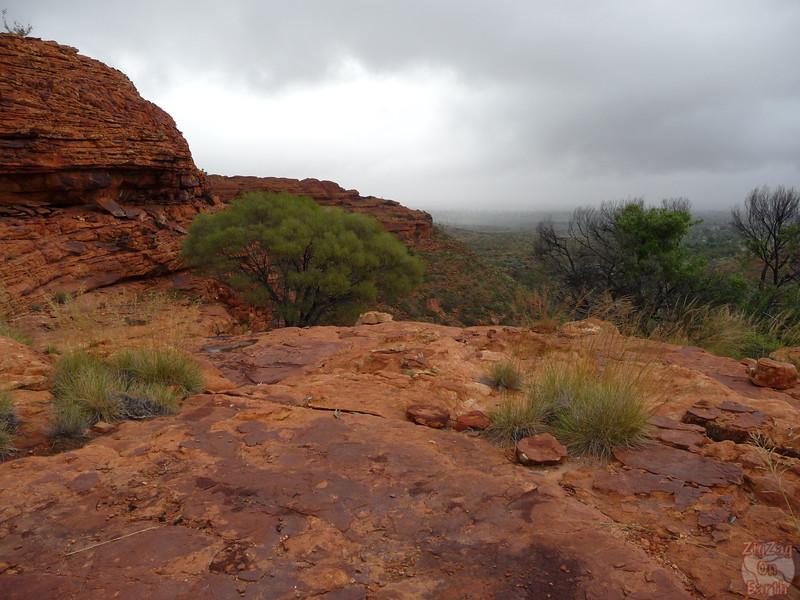 Kings Canyon Hike - Australia 4