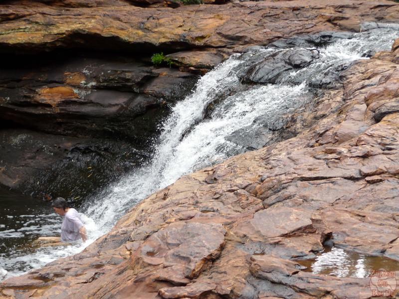 Kings Canyon Hike- Garden of Eden - Australia 12