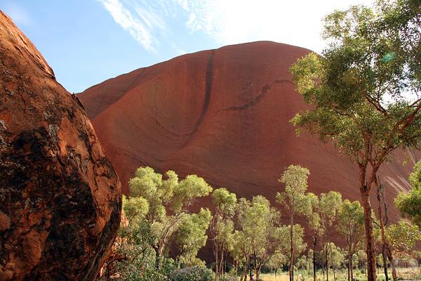 Uluru base walk photo 10