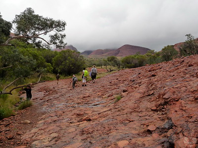 difficulty valley of the wind walk, Kata Tjuta