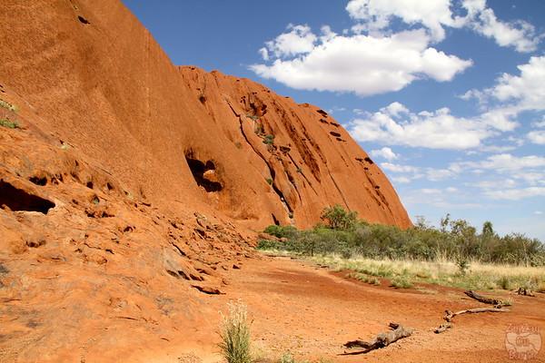 Uluru base walk photo 5