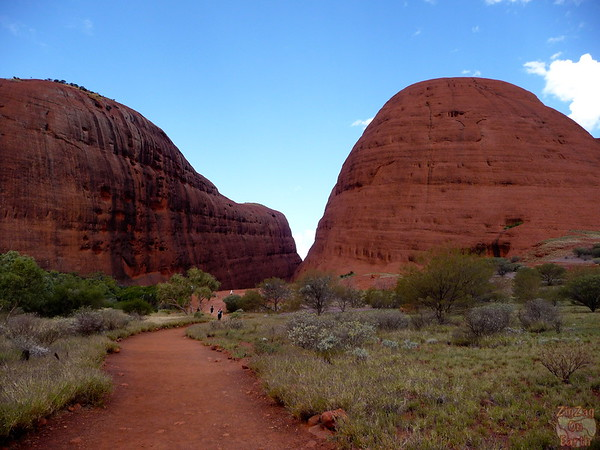 Things to do Kata Tjuta: Walpa Gorge walk