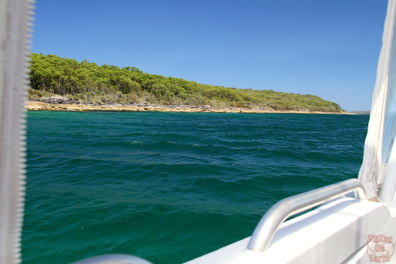 Jervis Bay Coastline 1