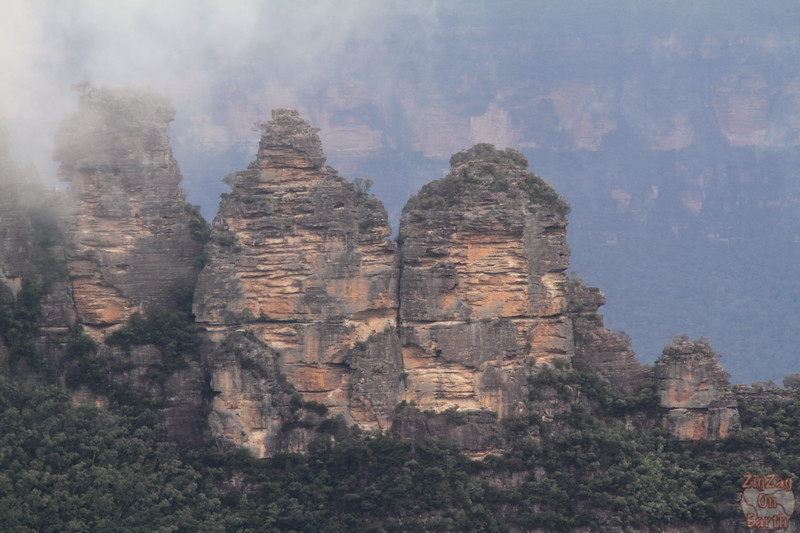 Eagle Hawk Lookout Three Sisters - Blue Mountains, Australia 5
