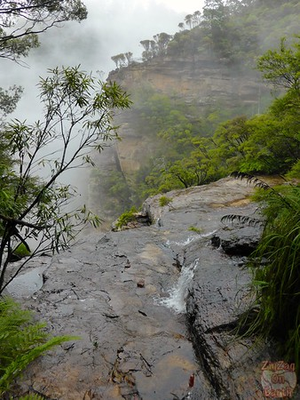 Wentworth Falls Track - Blue Mountains, Australia 6