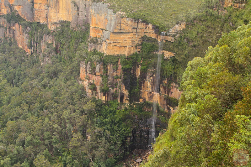 Bridal Veil Falls Lookout - Blue Mountains, Australia 3