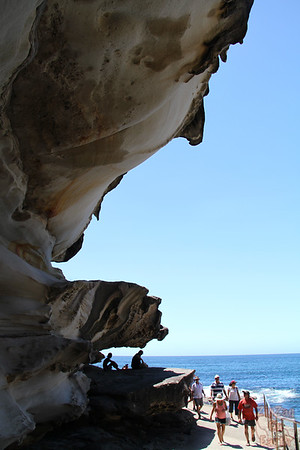 Bondi to Cogee walk: rocks 2
