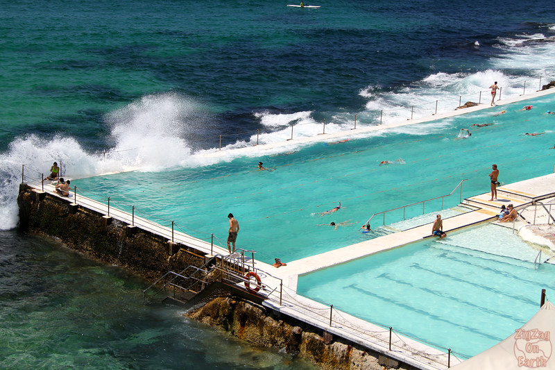 Bondi to Cogee walk: Bondi beach 3
