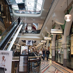Queen Victoria Building Boutique Shopping Arcade