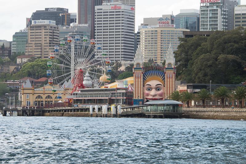 Sydney Luna Park-8628