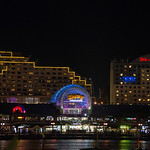 Darling Harbour at Night