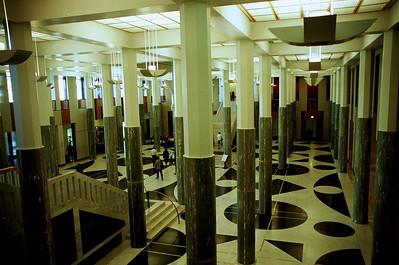 Inside the Parliament