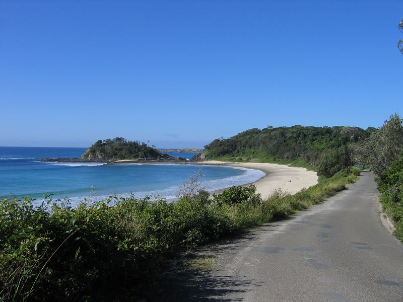 Bluey's Beach (I think)