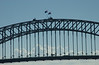 Bridge climbers, Sydney
