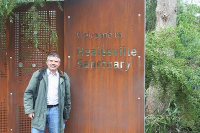 Healsville Sanctuary VIC