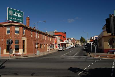 Devonport street scene