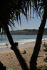 The beach at Byron Bay