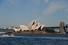 Jetting past the Opera House