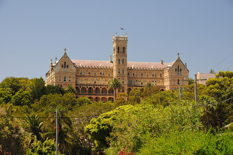 St Patrick's College in Manly