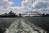 A classic Sydney harbour view