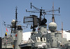 Naval ship detail