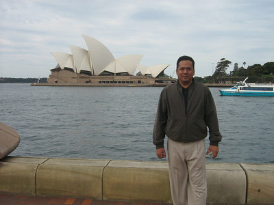 Sydney & Brisbane 2008