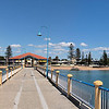Redcliffe waterfront from the pier