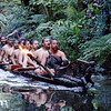 "We then went to the stream to be greeted by Maori warriors in a war canoe. <br /> Rotorua Maori Hangi Dinner and Performance  <br /> <a href=""http://www.tourism.net.nz/new-zealand/attractions/sightseeing-and-leisure/theme-and-leisure-parks/rotorua/tamaki-maori-village/"">http://www.tourism.net.nz/new-zealand/attractions/sightseeing-and-leisure/theme-and-leisure-parks/rotorua/tamaki-maori-village/</a>"