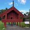 """Food storage building<br /> Te Puia, the New Zealand Maori Arts and Crafts Institute  <br /> <a href=""""http://www.tepuia.com"""">http://www.tepuia.com</a>"""