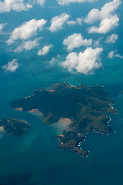 St Bees Island en route to the Whitsunday Islands