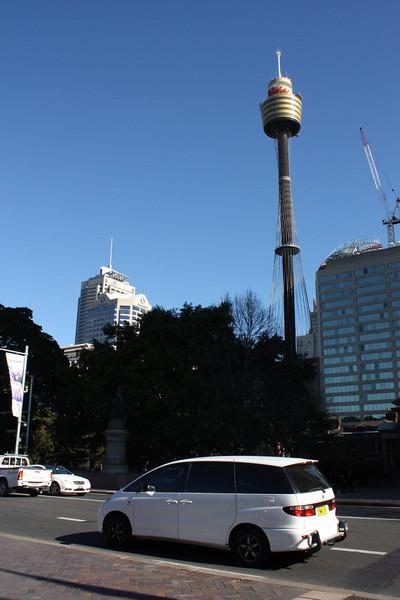 Sydney AMP Tower