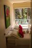 Olive's bedroom.