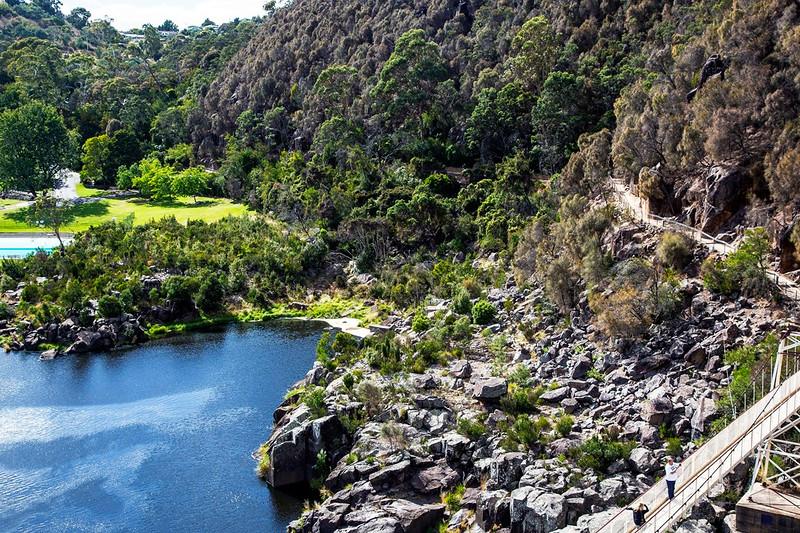 Cataract Gorge Tasmania