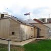 Mawson's Antarctic hut replica - outside