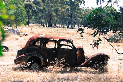 Car Cemetery - Victoria