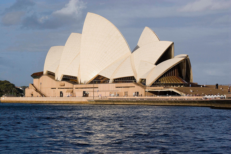 Sydney Opera House.... But you knew that!