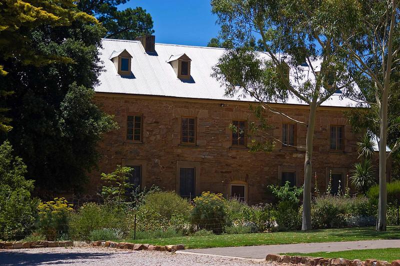 Sevenhill Winery, Clare Valley, South Australia