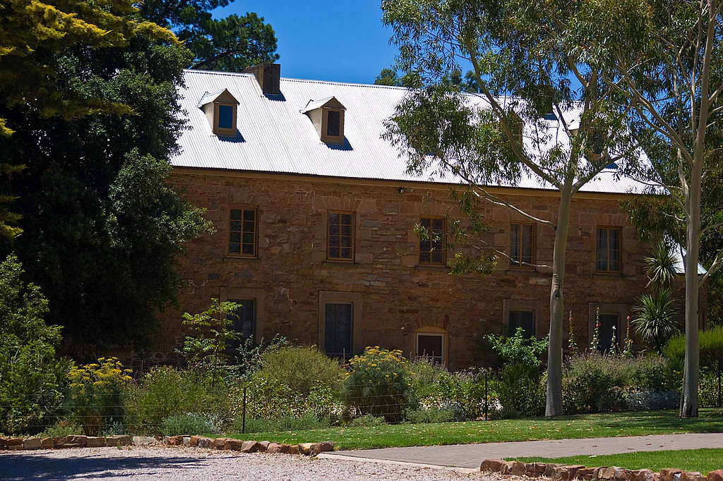 Sevenhill Winery, Clare Valley, South Australia