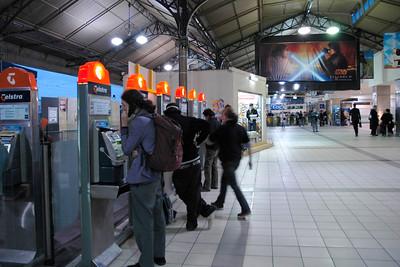 Flinder's Street Station, Melbourne, Victoria (VIC), Australia